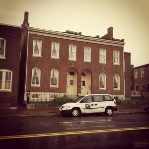 The Scott Joplin House!